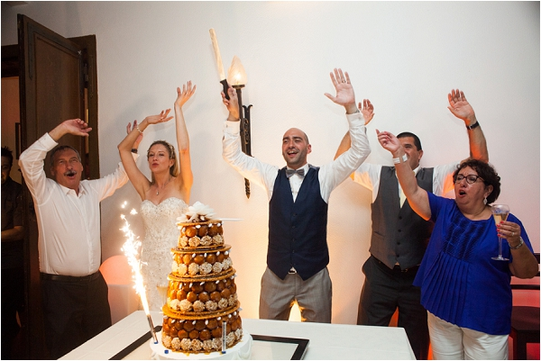croquembouche wedding tower | Image by Freddy Fremond