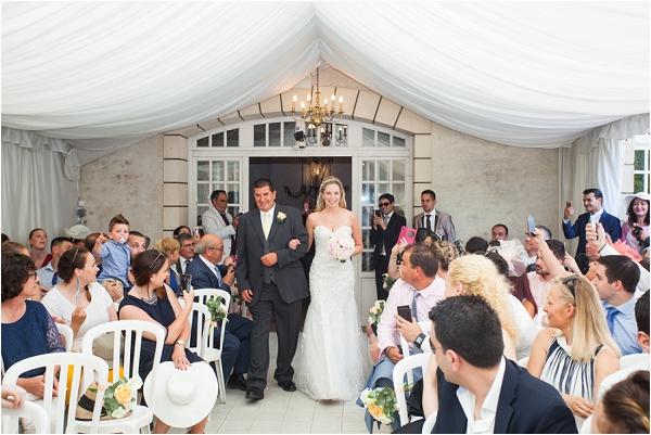 marquee wedding near Paris | Image by Freddy Fremond