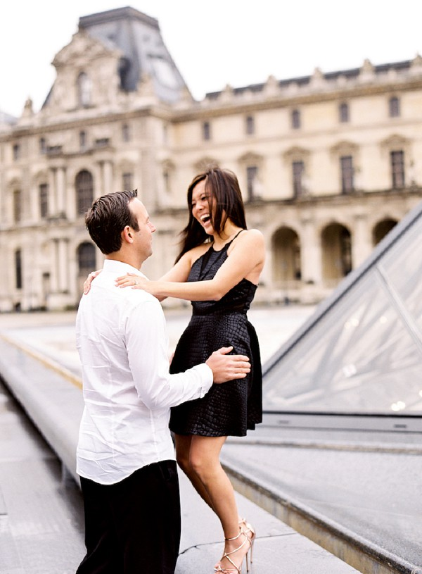 pre wedding shoot Paris