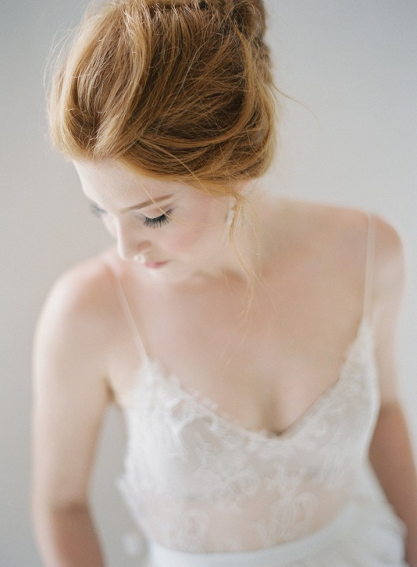 red head bride