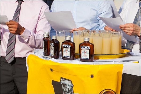 richard wedding drinks | Image by Freddy Fremond