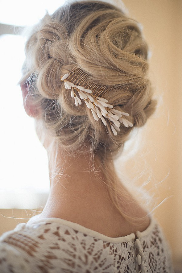 rustic up do