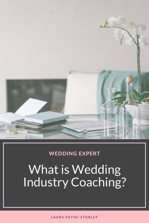 wedding business coach: Laura Payne-Stanley
