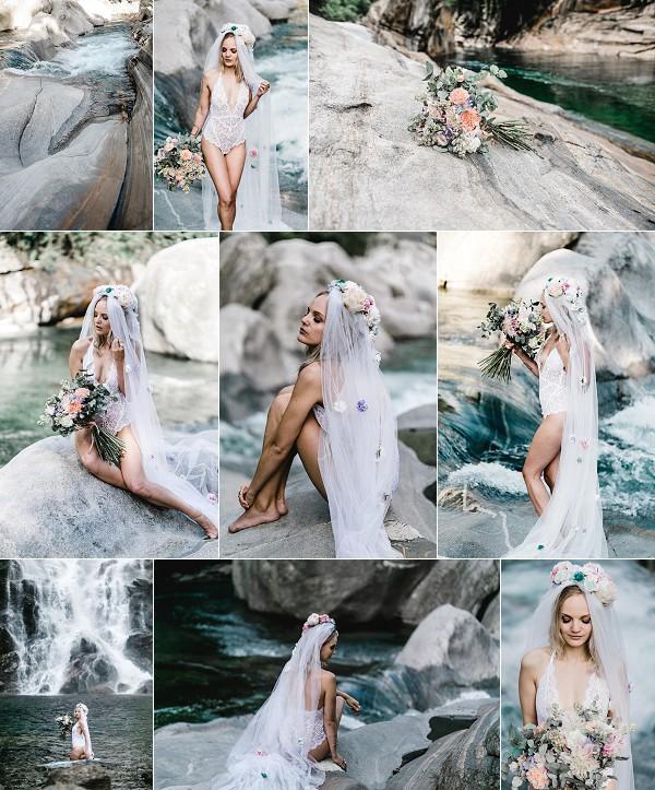 Bridal Boudoir Lingerie Styled Shoot Snapshot