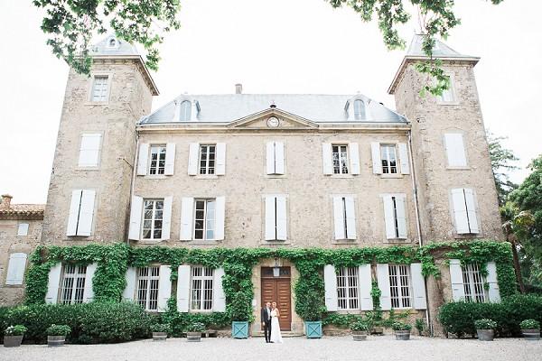 Chateau de Blomac wedding