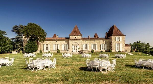 Chateau de Mazelires