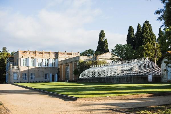 Domaine de Rieucoulon wedding