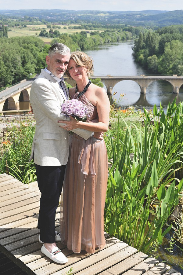 Dordogne Real Wedding