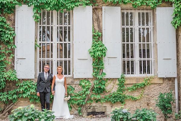 French Vineyard Wedding