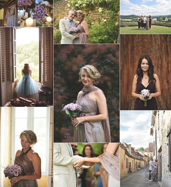 Heartfelt Dordogne Destination Real Wedding Snapshot