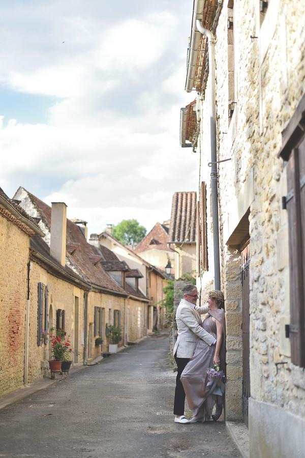 Heartfelt Dordogne Destination Real Wedding