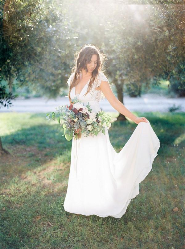 Jeanne Source wedding dress