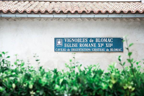 blomac village