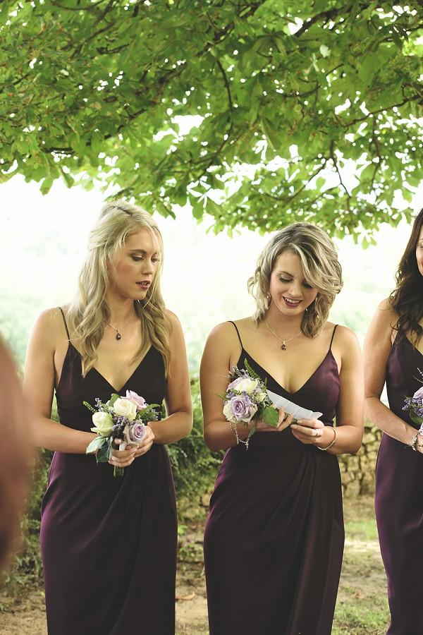 bridesmaid dress colour ideas
