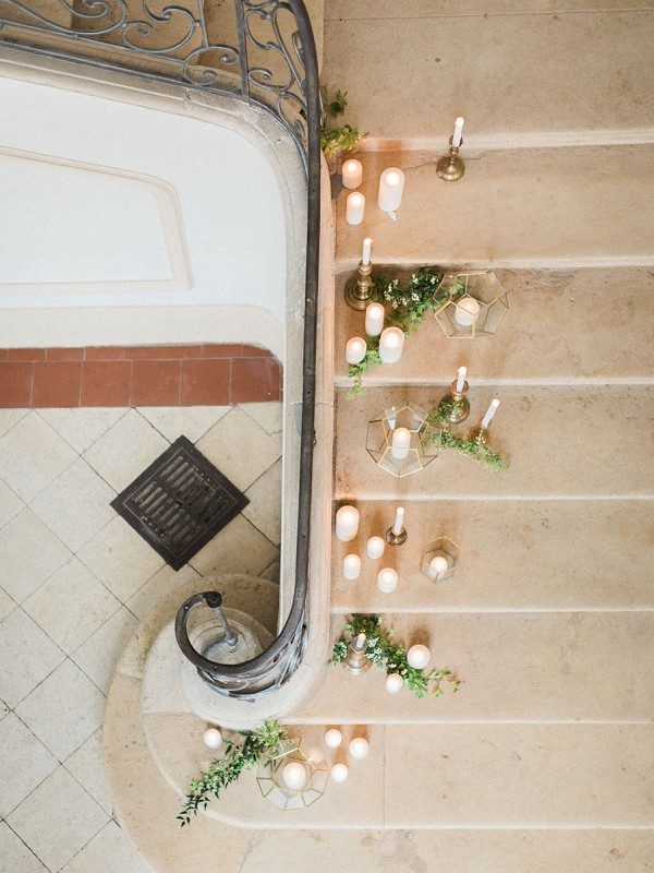 chateau staircase