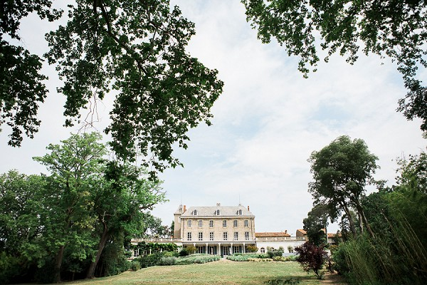 countryside chateau