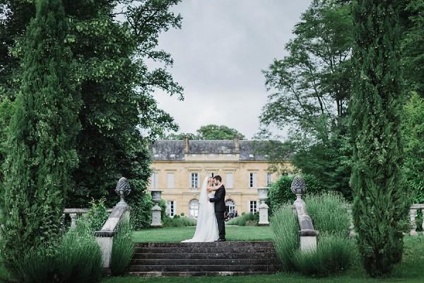 destination chateau wedding