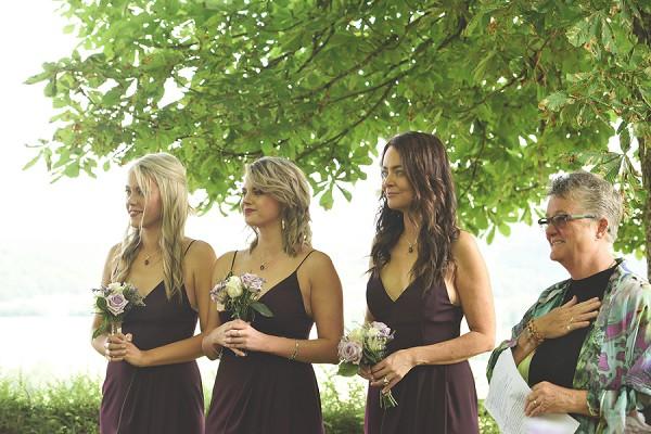 emotional french wedding ceremony