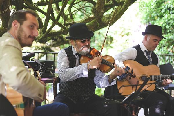 french wedding instrumental band
