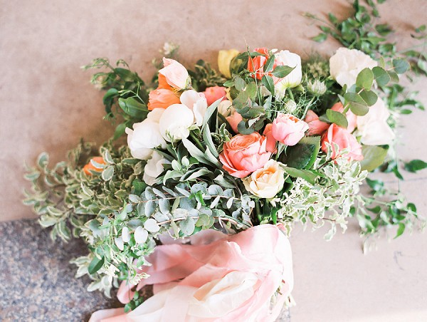 garden roses large bouquet