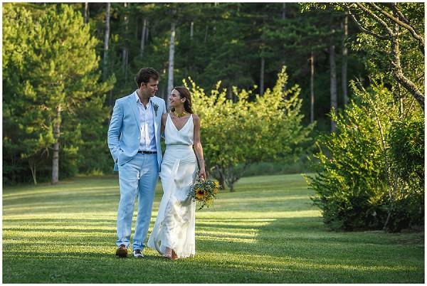 provence countryside wedding