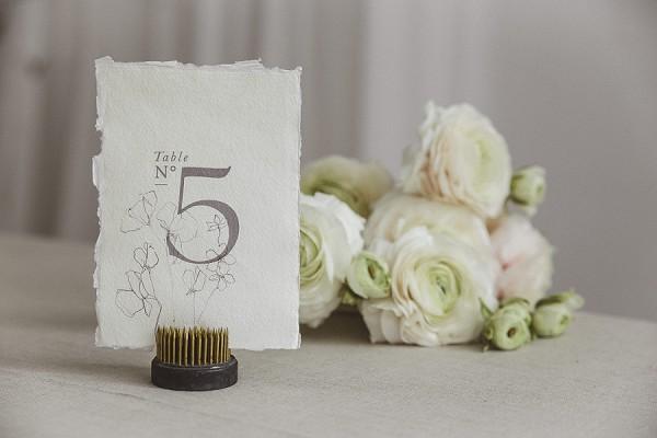 simple wedding design