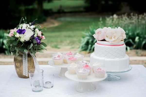 simple wedding details