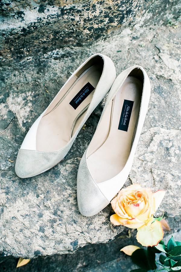 Alix de la Forest shoes