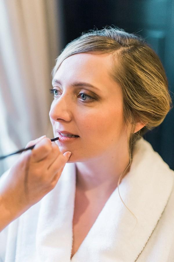 Clelia Guilbot make up