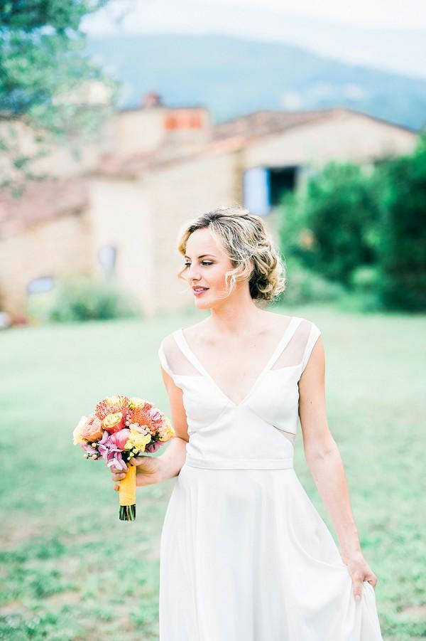 Domaine de Pijaubert wedding shoot
