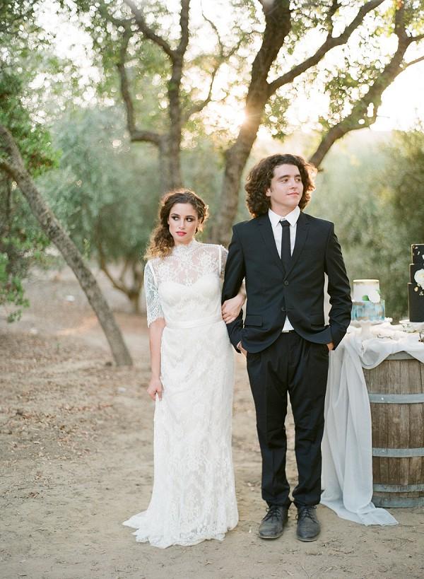 Fine Art French Inspired Wedding