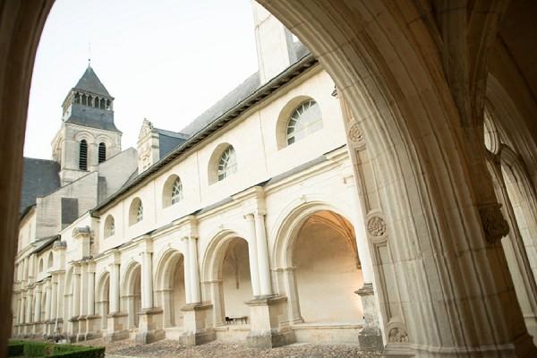 Fontevraud l'Abbaye Wedding