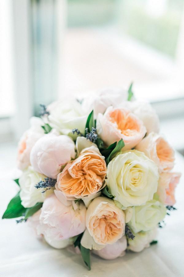 david austin wedding roses