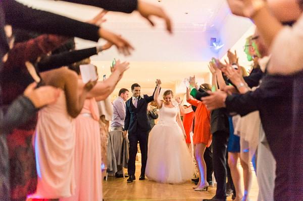 farewell wedding dance
