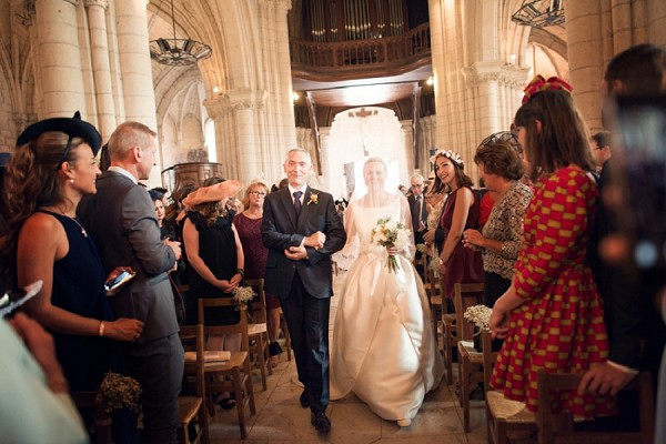 french church wedding