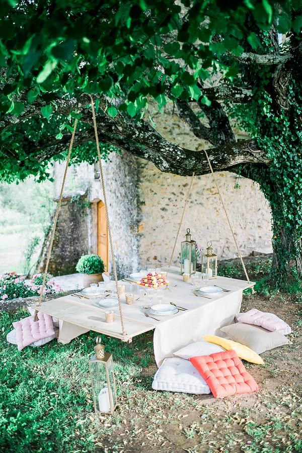 garden party wedding ideas
