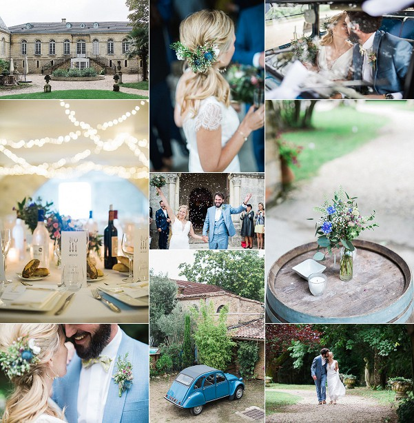 Bordeaux Wedding At La Chartreuse des Eyres Snapshot