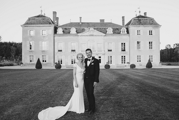 Château de Varennes Wedding
