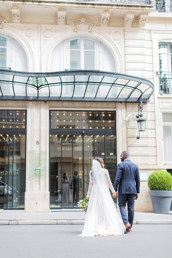 Hotel La Maison Champs Elysées