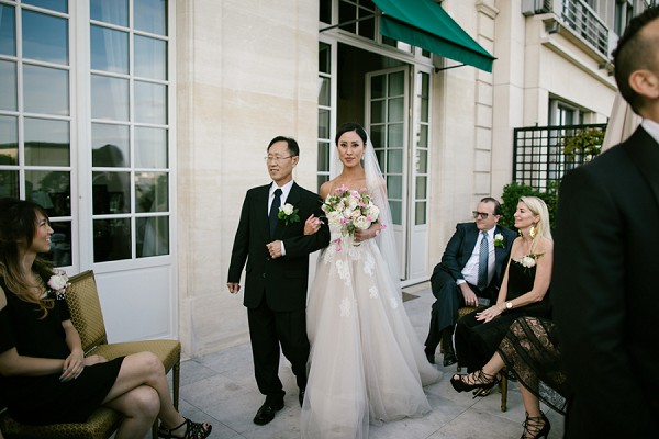 Shangri La Paris Elopement
