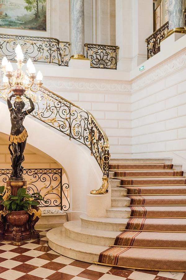 Shangri La Paris interior