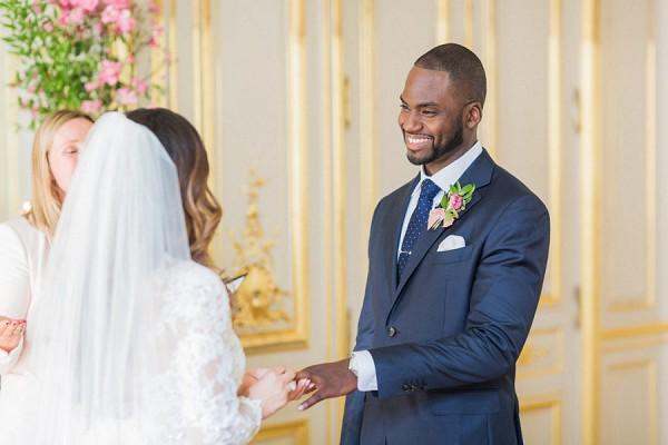 beautiful Paris wedding