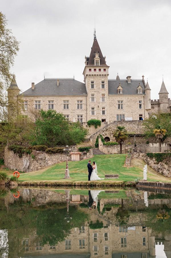 french chateau wedding ideas