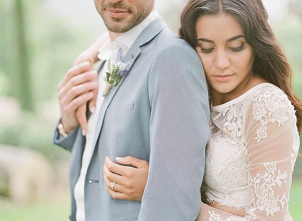light blue grooms suit