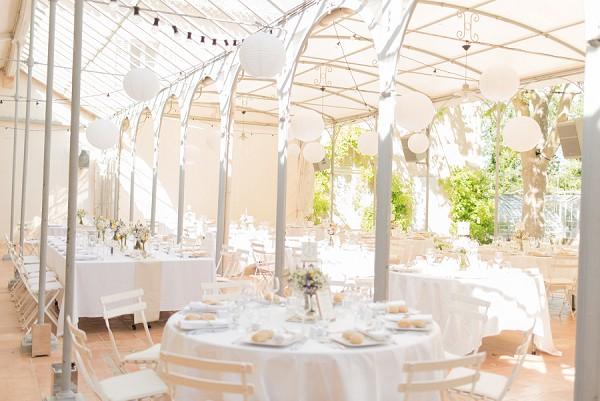 light wedding venue france