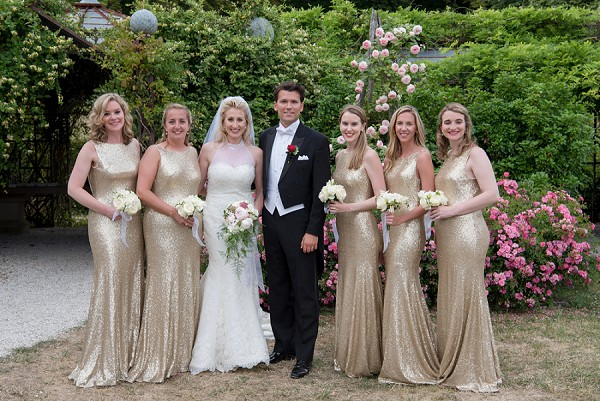 love filled weekend wedding