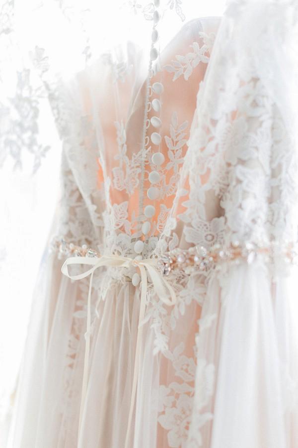 pretty brial gown