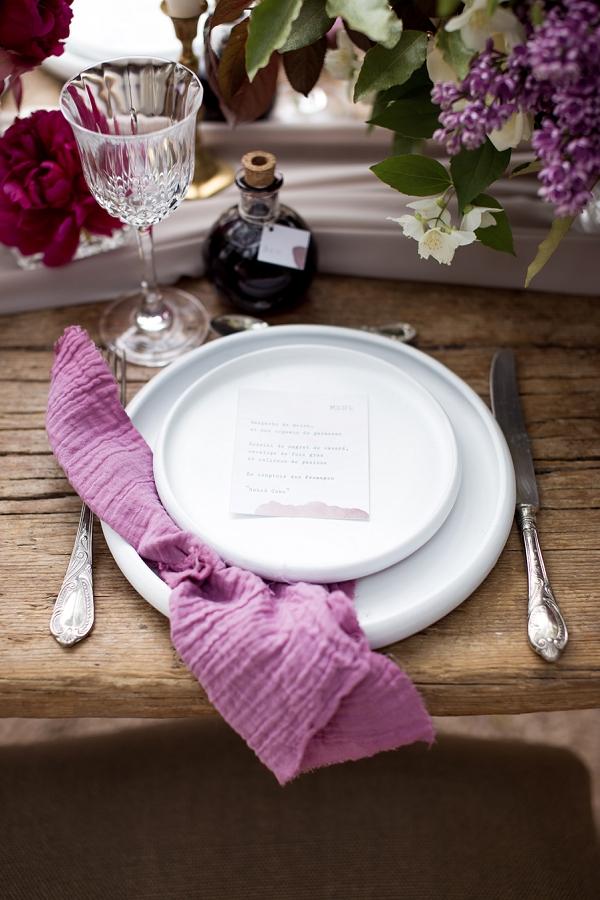 rustic wedding tablescape ideas