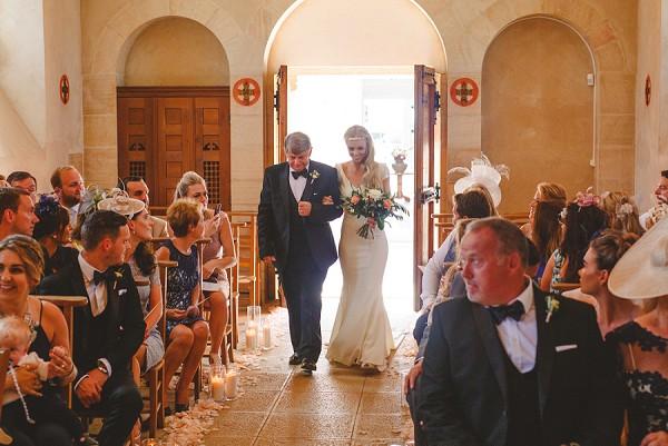 small chapel wedding