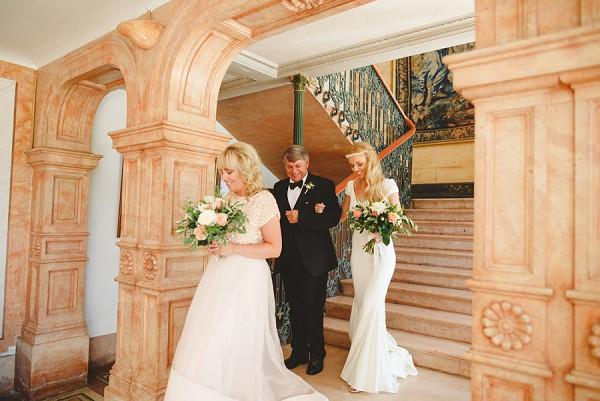 timeless french wedding